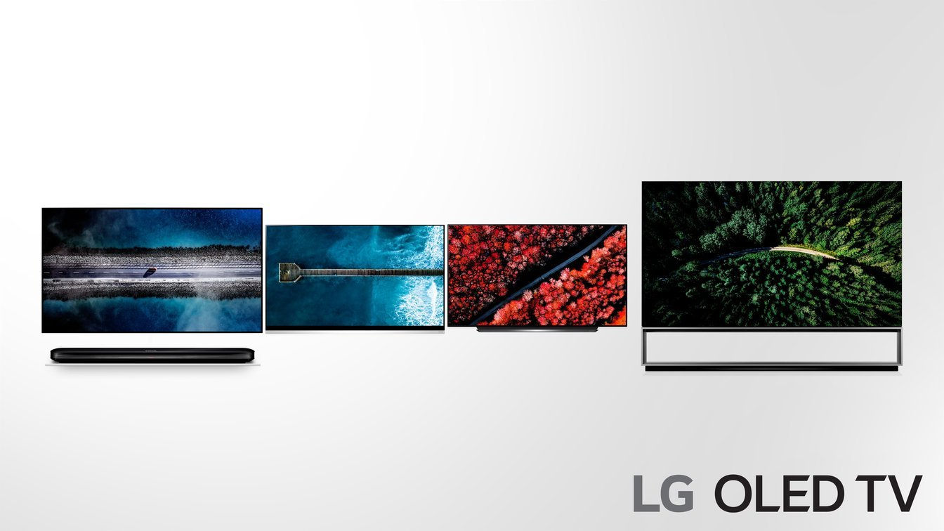 LG Shows Off Massive 88-Inch OLED TV With True HDMI 2 1