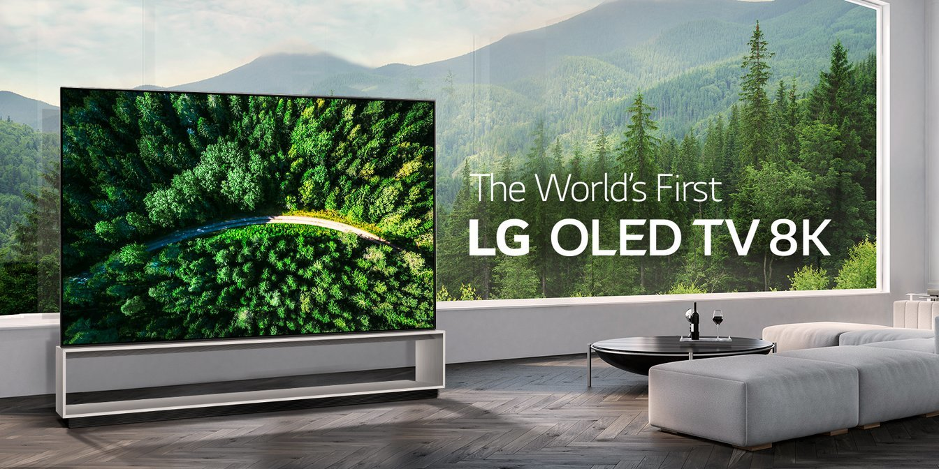 LG Announces Launch Date for its Rollable OLED and 8K OLED TVs in Korea